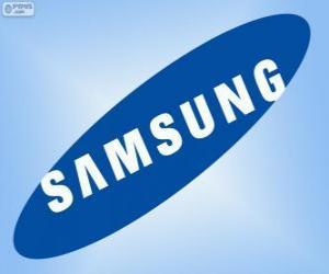 Puzle Logo Samsung