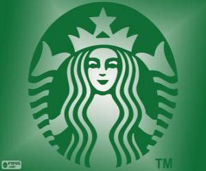 Puzle Logo Starbucks