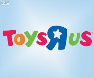 "Puzle Logo Toys ""R"" Us"