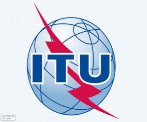 Puzle Logo UIT União Internacional de Telecomunicações