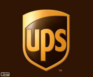 Puzle Logo UPS