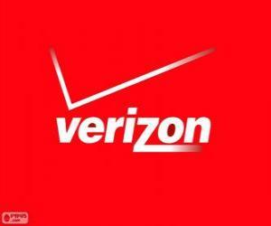 Puzle Logo Verizon
