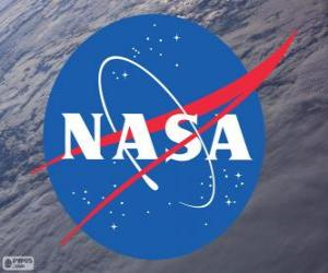 Puzle Logotipo da NASA
