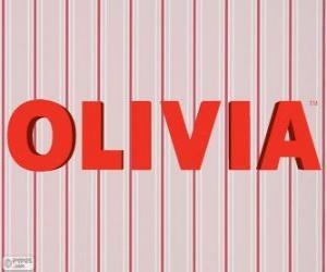 Puzle Logotipo da Olivia