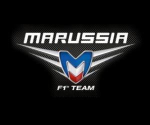Puzle Logotipo de Marussia F1 Team