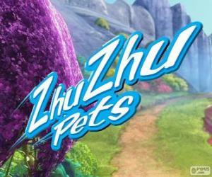 Puzle Logotipo de Zhu Zhu Pets