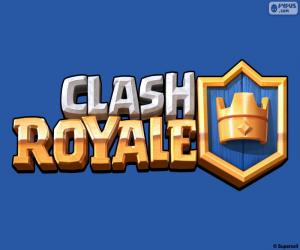 Puzle Logotipo do Clash Royale