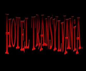 Puzle Logotipo do Hotel Transilvânia
