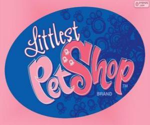 Puzle Logotipo Littlest PetShop