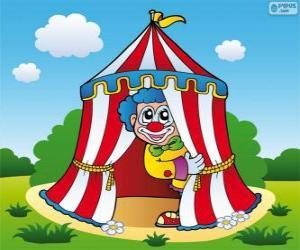 Puzle Lona de circo