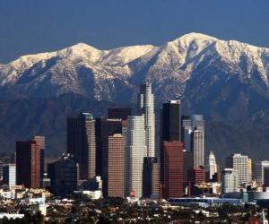 Puzle Los Angeles, Estados Unidos