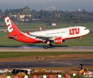 Puzle LTU é uma companhia aérea alemã