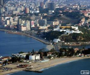 Puzle Luanda, Angola