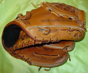Puzle Luva de beisebol