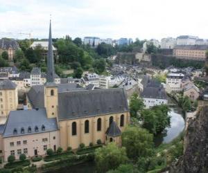 Puzle Luxemburgo