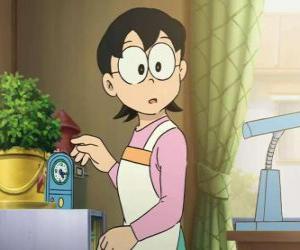 Puzle Mãe de Nobita, Tamako Nobi
