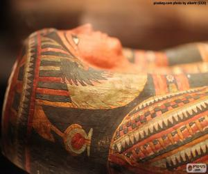 Puzle Múmia do Faraó
