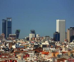 Puzle Madrid, Espanha
