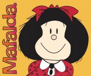 Puzle Mafalda