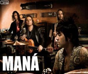 Puzle Maná é uma banda mexicana