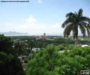 Puzle Manágua, Nicarágua