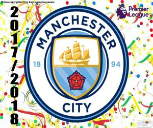 Puzle Manchester City, Premier League 17-18