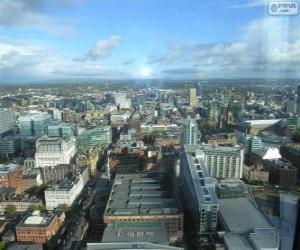 Puzle Manchester, Inglaterra