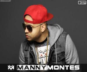 Puzle Manny Montes