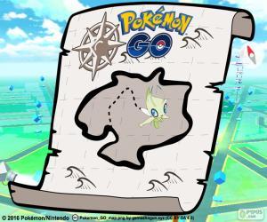 Puzle Mapa de Pokémon GO