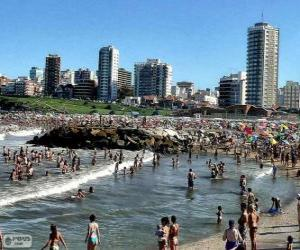 Puzle Mar del Plata, Argentina