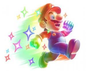 Puzle Mario invencível