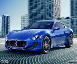 Puzle Maserati GranTurismo Sport