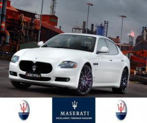Puzle Maserati Quattroporte Sport GT S Sportline MC