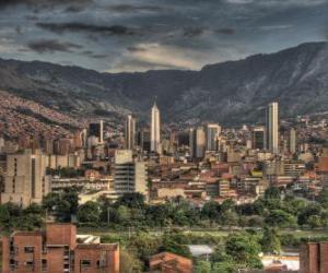 Puzle Medellín, Colômbia
