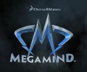 Puzle Megamente o Megamind