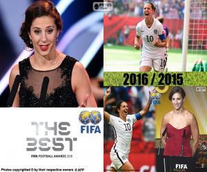 Puzle Melhor jogador FIFA 2016