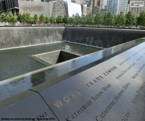 Puzle Memorial do 11-S, Nova Iorque