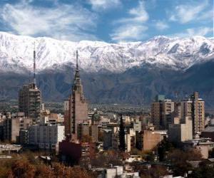 Puzle Mendoza, Argentina