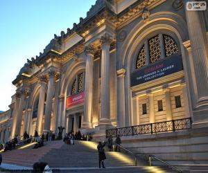 Puzle Metropolitan Museum of Art, Nova Iorque