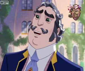 Puzle Milton Grimm é um dos fundadores da Ever After High