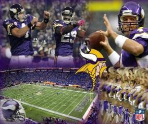 Puzle Minnesota Vikings