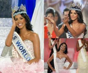 Puzle Miss Mundo 2011 Ivian Lunasol