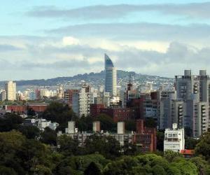 Puzle Montevidéu, Uruguai