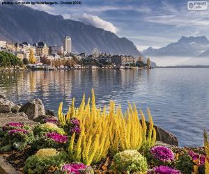 Puzle Montreux, Suíça