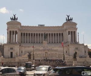 Puzle Monumento a Vítor Emanuel II