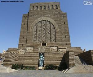 Puzle Monumento voortrekker