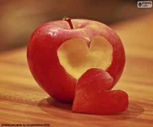 Puzle Mordidas de amor