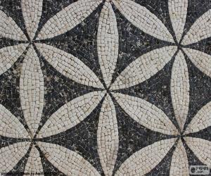 Puzle Mosaico romano
