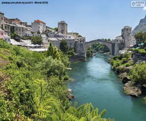Puzle Mostar, Bósnia e Herzegovina
