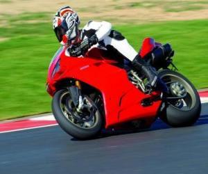 Puzle Moto Esporte